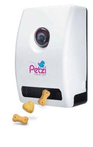Petzi dog camera treat dispenser
