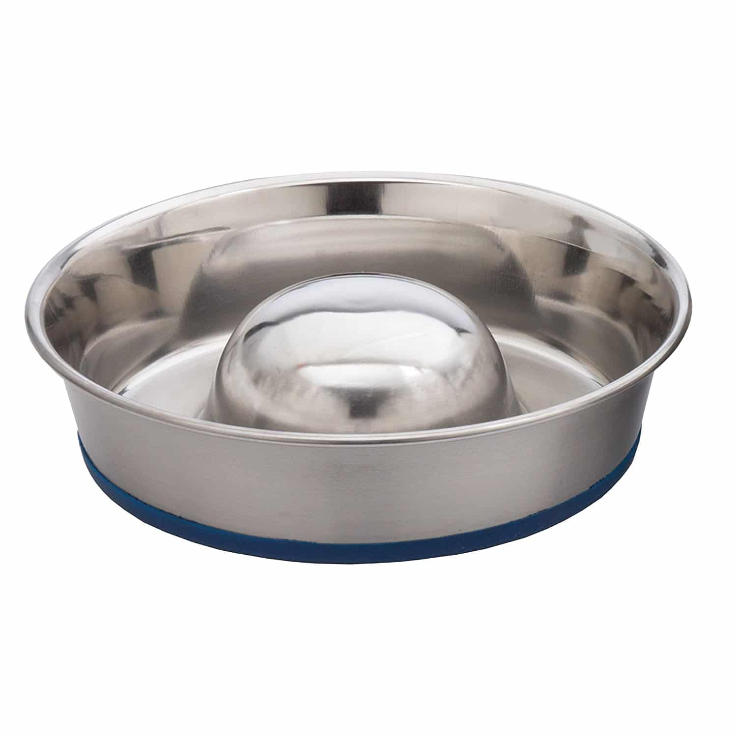 Best Slow Feeder Dog Bowl Stainless Steel