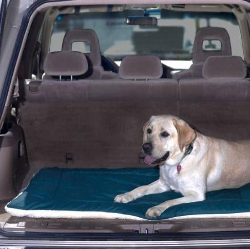 Car Dog Bed 3