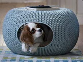 Luxury Dog Beds cave bed